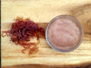 purple sea moss
