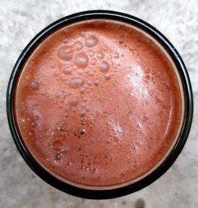 cacao shot